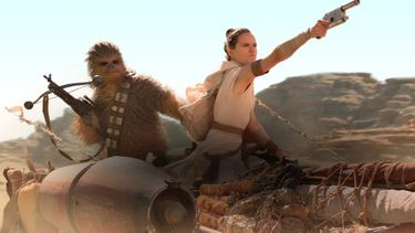 review, star wars the rise of skywalker, disney, cliche