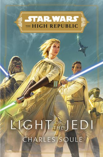 Star Wars Light of the Jedi