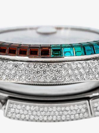 Rolex Ice Cold Pepsi GMT-Master II, horloge, cola, ijsblokjes, pave diamanten