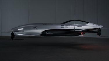 airspeeder mk3, vliegende elektrische auto, race, 2021