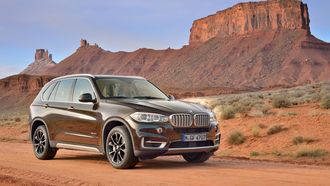 BMW X5 tweedehands