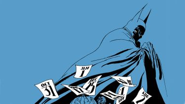 Batman jaagt op maffia in trailer voor verfilming van legendarische comic The Long Halloween