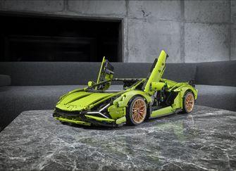 LEGO TechnicLamborghini Sián