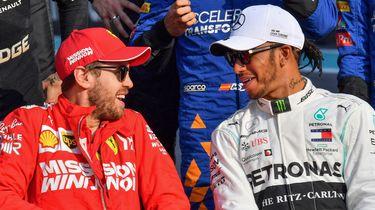 Sebastian Vettel naar Racing Point