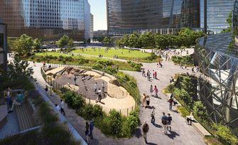 NBBJ Architects, amazon, hq, hoofdkantoor, glazen poep-emoji