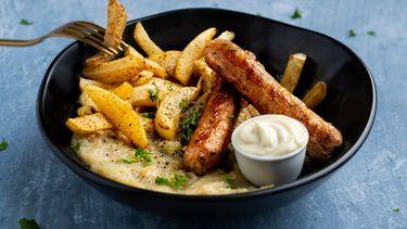 7x friet zonder aardappel (van deze groenten maak je 't)