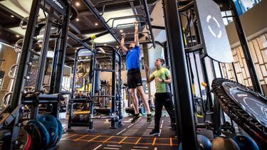 David Lloyd sporten fitness