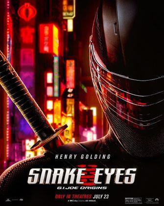 Snake Eyes: voormalige Marvel-held serveert snoeiharde actie in nieuwe trailer