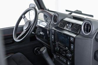 Tweedehands Land Rover Defender Tophat 2008