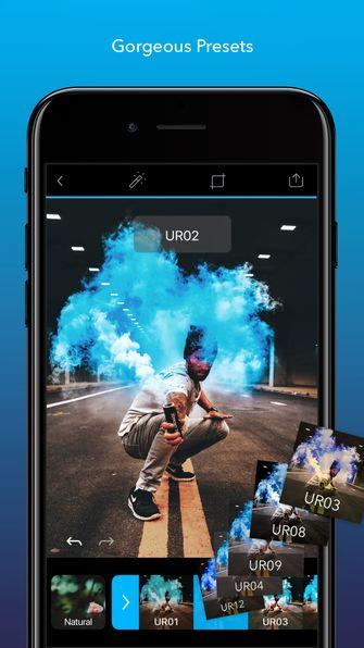Foto-apps iOS