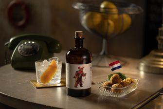 Superexclusieve gin met bitterballensmaak van Monkey47