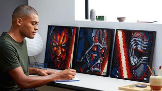 LEGO art sith aanbiedingen korting Bol Amazon