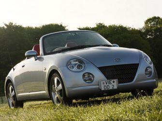 Daihatsu, Copen, Cabrio, Cabrio's, 5.000, euro