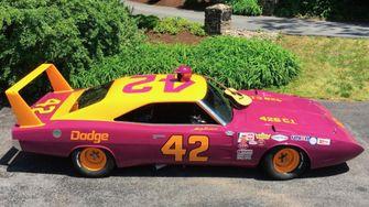 Dodge Charger Daytona, NASCAR, 1969