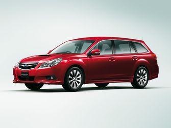 Betrouwbare tweedehands stationwagen Subaru Legacy