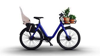 Muto elektrische fiets