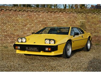 Tweedehands Lotus Esprit S3 1981 occasion
