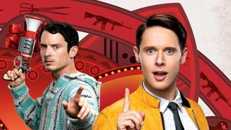Dirk Gently Holistic Detective Agency Netflix
