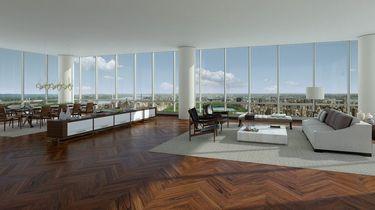 duurste appartement new york