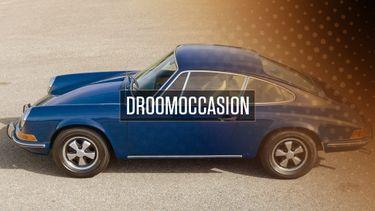 tweedehands, porsche 911 coupe, 1969, occasion, koopje