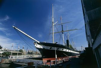SS Great Britain, stedentrip, bristol