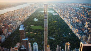 eerste nft museum, dunste wolkenkrabber, steinway tower, new york