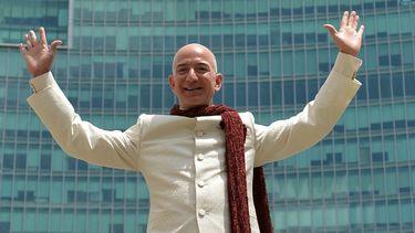 jeff bezos, 13miljard, een dag, 189 miljard, amazon, record, stijging, vermogen, rijkste persoon ooit