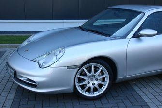 Tweedehands Porsche 996 Carrera 4 2002