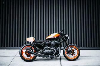 Vijf Deus Ex Machina Custom Bikes