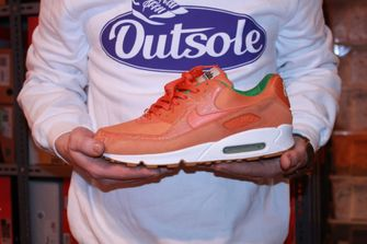 Outsole, Nike Air Max, beleggen, Sneakers,Nike Air Max 90 State Homegrown F&F Hyperstrike