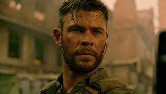 De workout van Chris Hemsworth voor zijn rol in Extraction 2