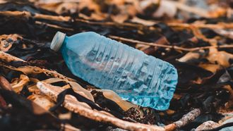 Plastic waterstof brandstof
