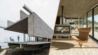 strandvilla beton