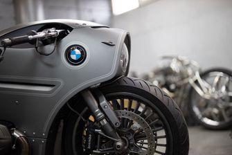 BMW R NineT, custom bike, zillers garage