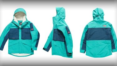the north face, fantasy ridge jacket, gore-tex