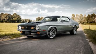 Tweedehands Ford Mustang 1972 occasion