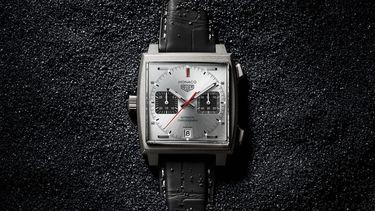 TAG Heuer Monaco Titan, horloge, max verstappen