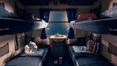 europees netwerk, nachttreinen, slaaptreinen, treinen, treinnetwerk, korte vluchten