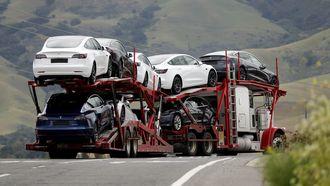 Tesla Model 3 fout bestelling