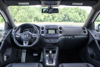 Volkswagen Tiguan Interieur