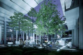 big, bjarke ingels group, architectuur, Terminus Group