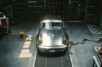 1977 911 porsche cyberpunk 2077, 930 turbo
