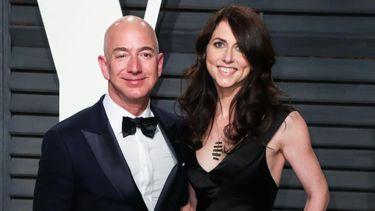MacKenzie Scott, Jeff Bezos, rijkste vrouwen ter wereld