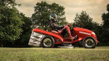 Honda Mean Mower V2 grasmaaier