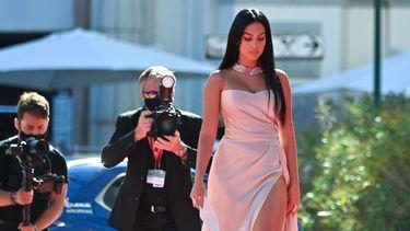De meest sexy looks tijdens het Venice Film Festival 2020, georgina rodriguez