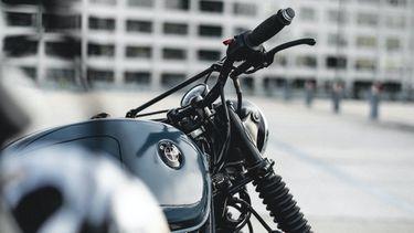 BMW R100, betaalbare custom bikes, caferacer, motor