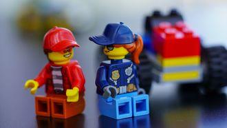 lego, koerswijziging, stereotypen, onderzoek, gender, vooroordelen, jongens, meisjes, politie