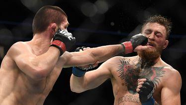 Conor Mcgregor vs Khabib Nurmagomedov UFC