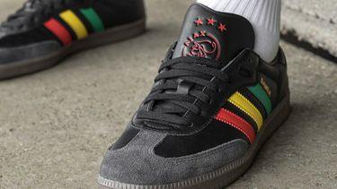 adidas samba, ajax, bob marley, reggae, sneakers