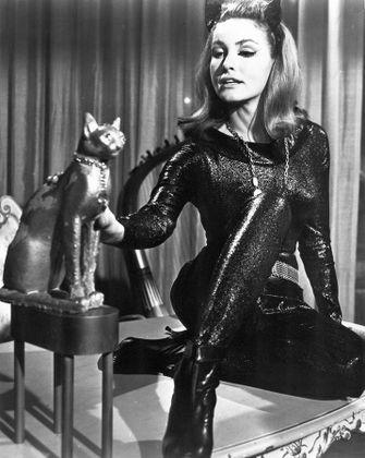 Julie Newmar, catwoman, sexy, zoe kravitz